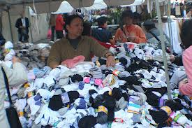 Swap Meets have Socks